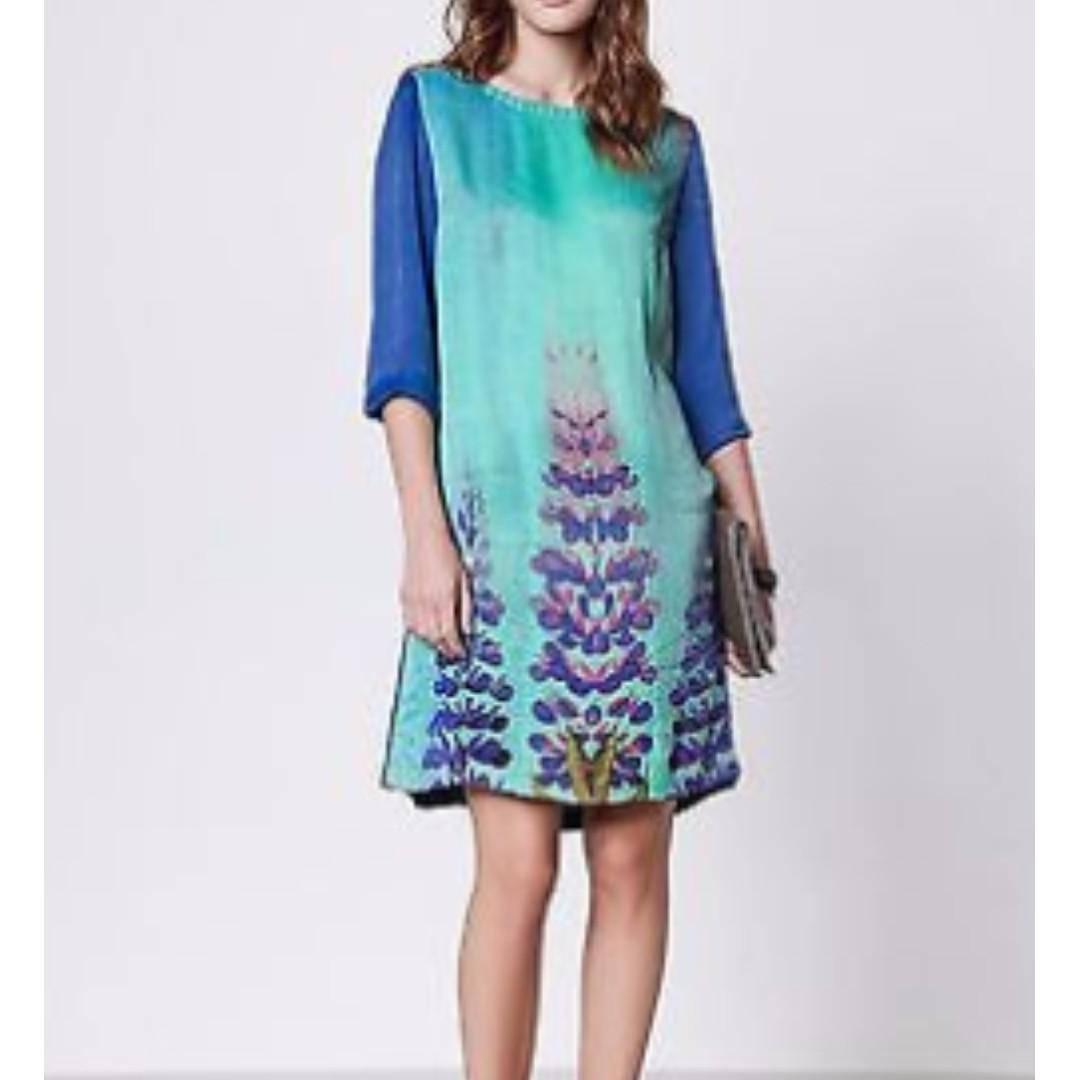 BLANK LONDON - Anthrapologie - Foxglove DRESS
