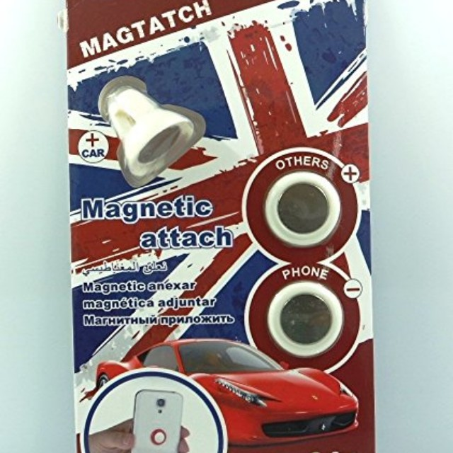 Brand New Magtatch Magnetic Attach Selling At  $6.90