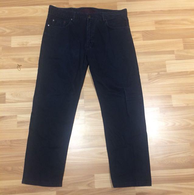 celana jeans zara size 36