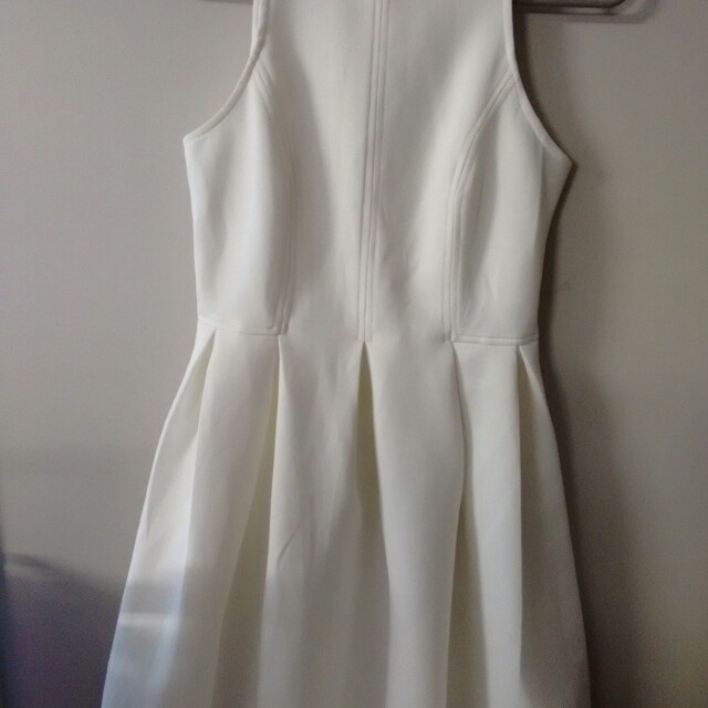 Chicabooti cream dress-8