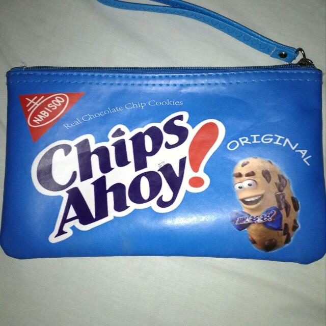 chips ahoy purse