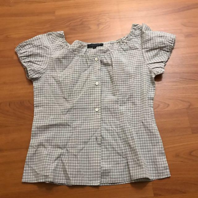 Contempo blouse