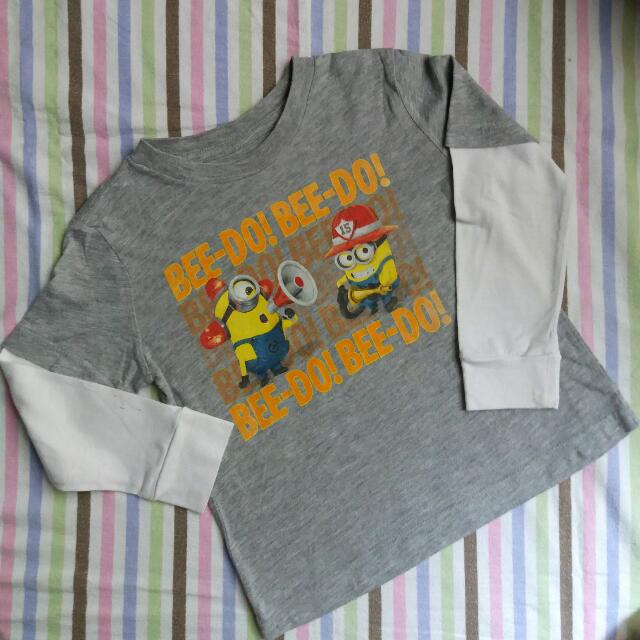 Despicable Me Pullover 2T