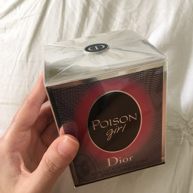 Dior Poison Girl Eau de Parfum 100ml