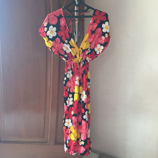 Dress Pantai Mini