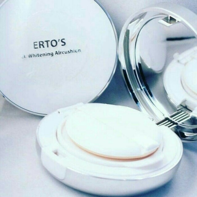 ERTOS EE WHITENING AIRCUSHION BEDAK ERTOS CUSHION
