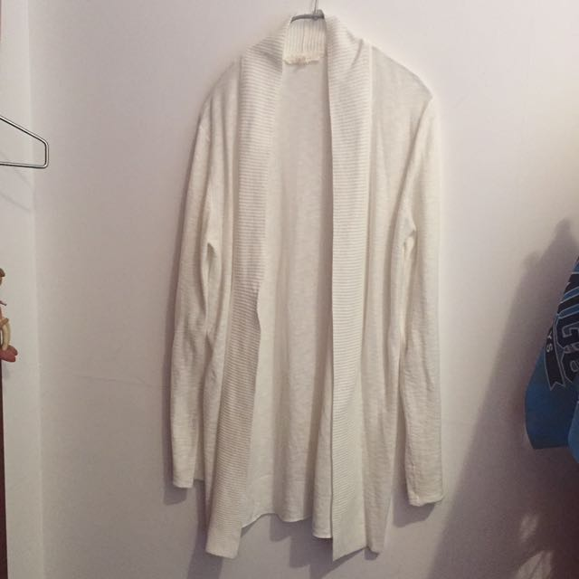 Esprit 白色針織衫