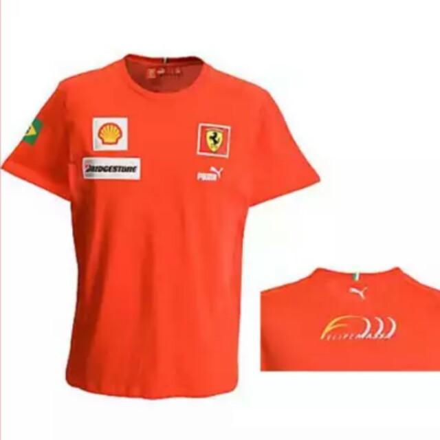 men heather graphic for product ferrari black grey medium in scuderia tshirt shirt lyst clothing puma t
