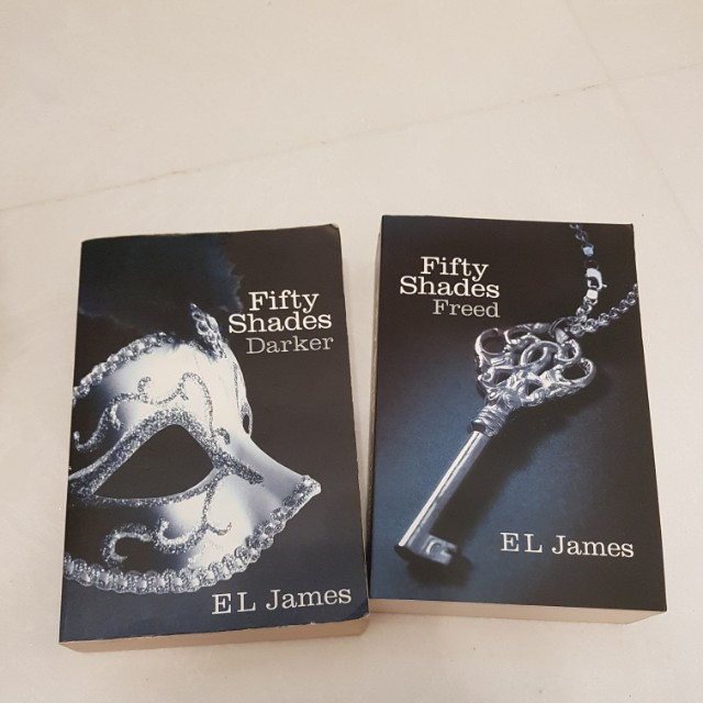 FIFTY shades of Darker and Freed