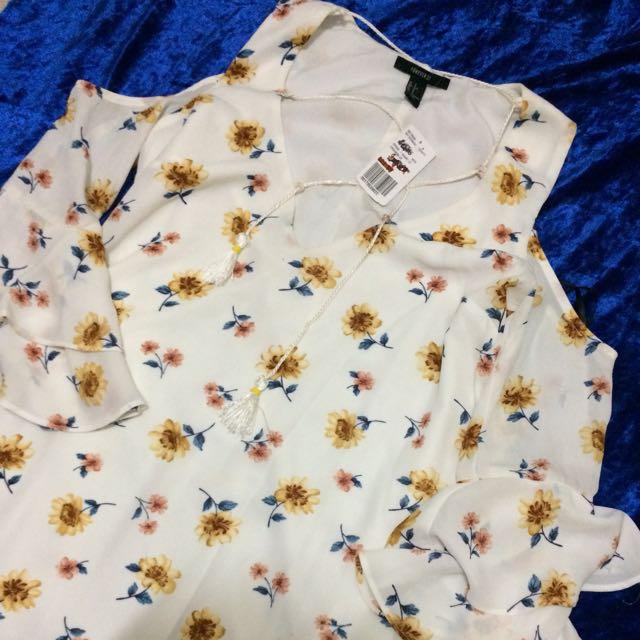 Forever21 Boho Dress