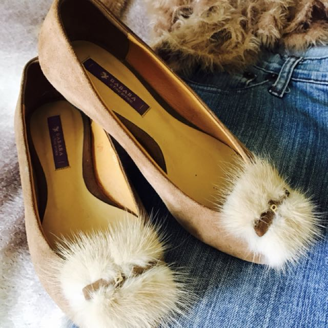 Furr Doll Shoes orig. from KOREA Size 5
