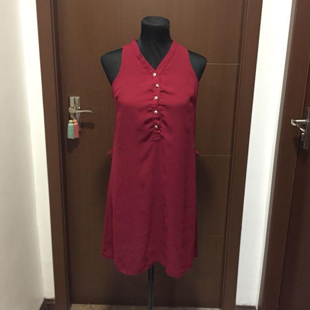 Generic Red Dress