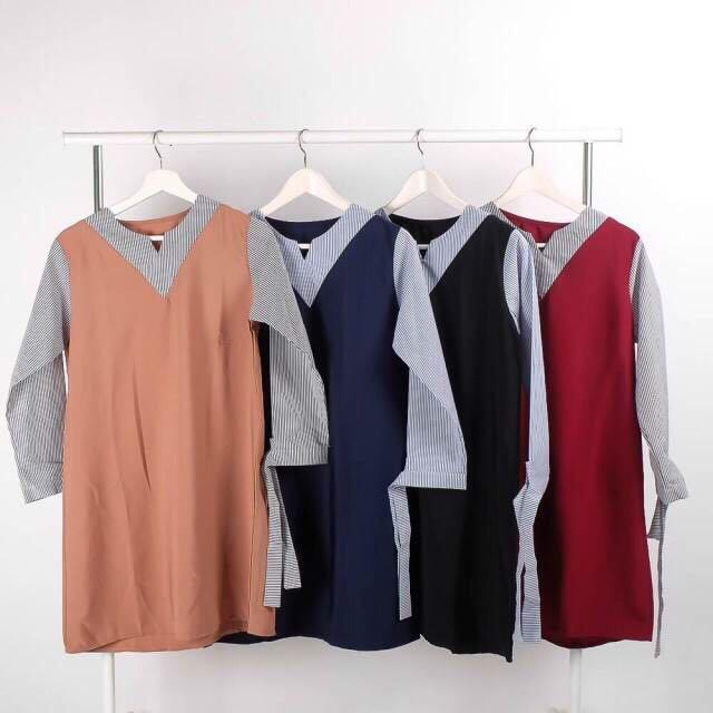 Giorgio stripe Dress