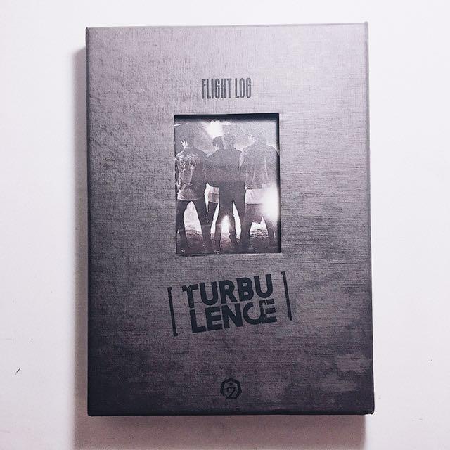 GOT7 FL: Turbulence + Jinyoung PC