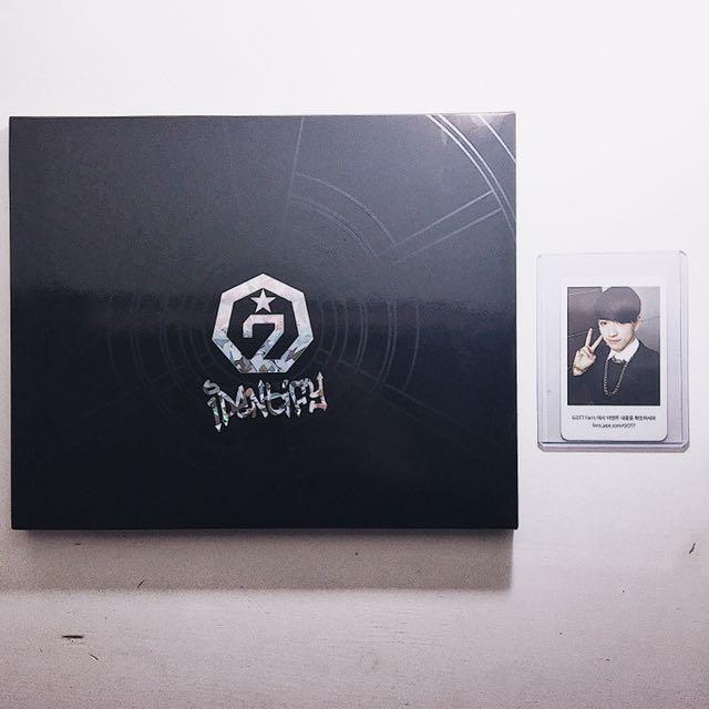 GOT7 Identify + Jinyoung PC