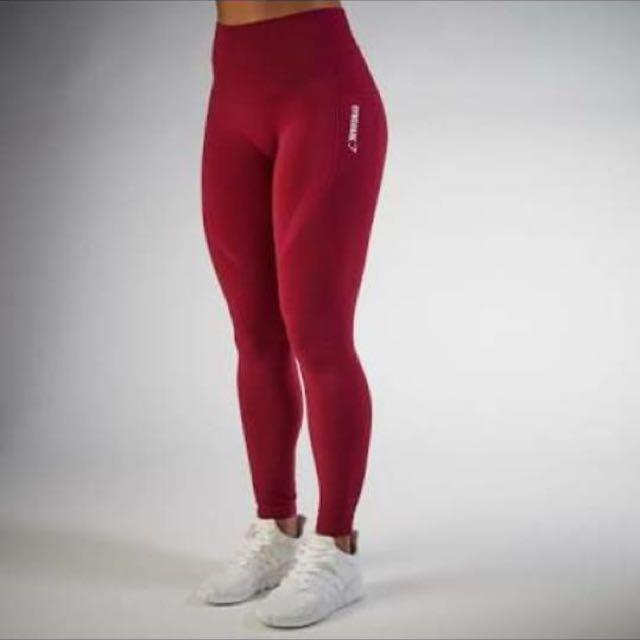 Gymshark Seamless Full Length Leggings Small