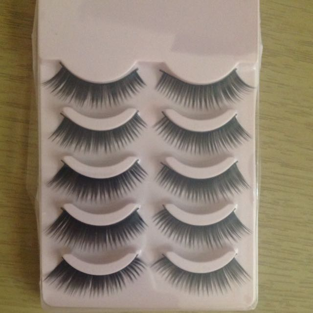 Handmade false lashes falsies