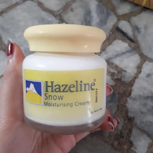 Hazeline Snow * Tutup Kuning *