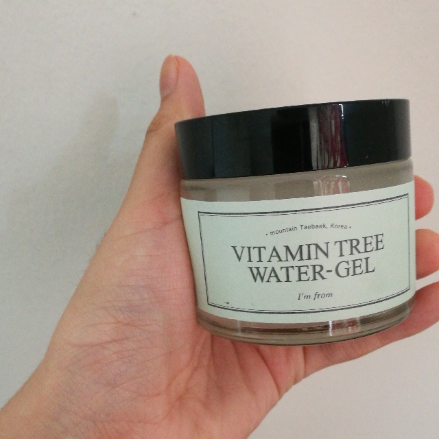 I'M FROM Vitamin Tree Water Gel