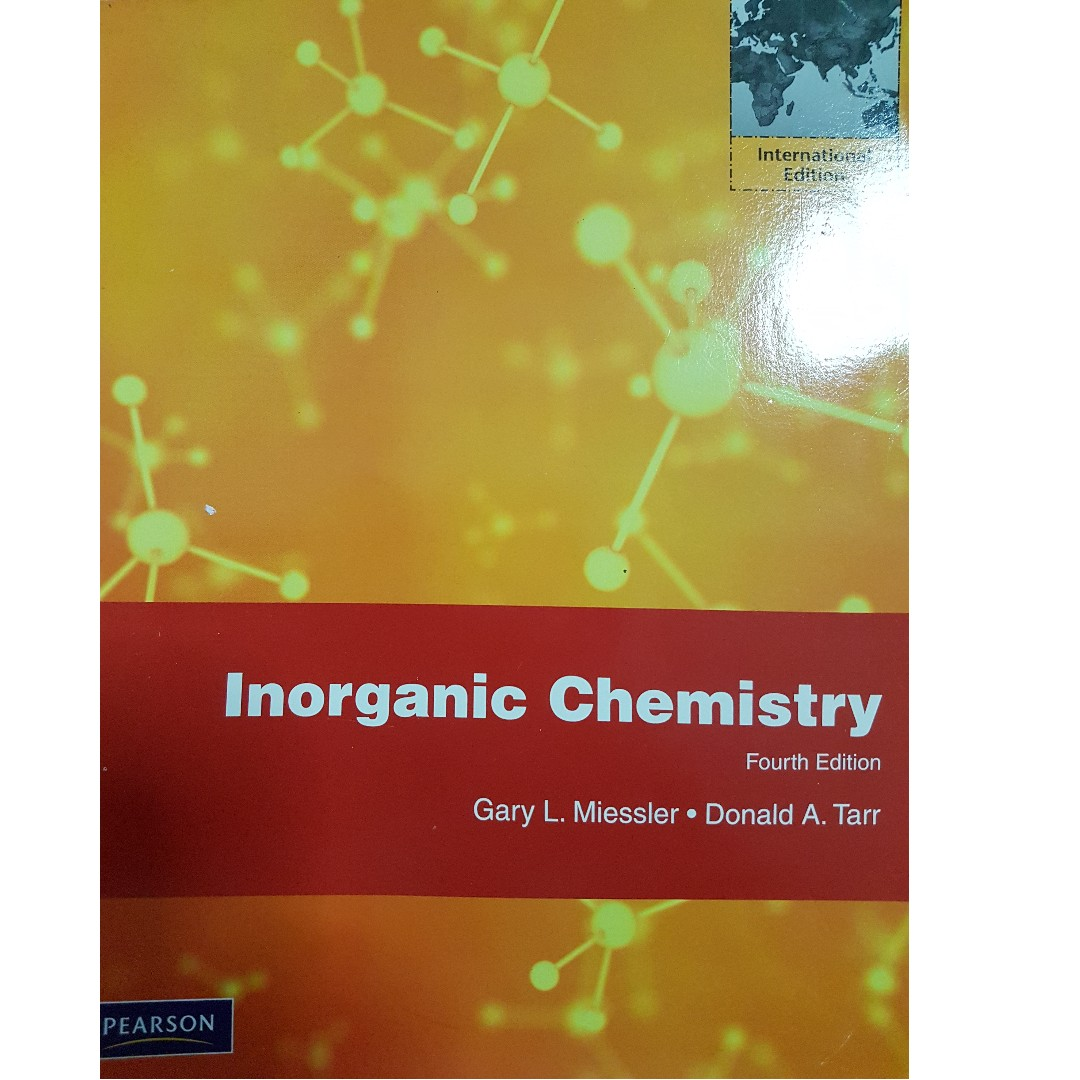 Inorganic chemistry 4th edition textbooks on carousell photo photo photo fandeluxe Images