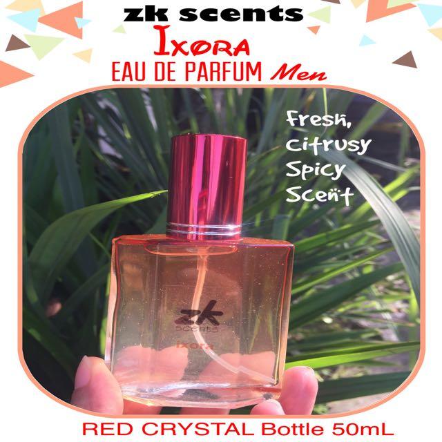 IXORA eau de parfum 50mL
