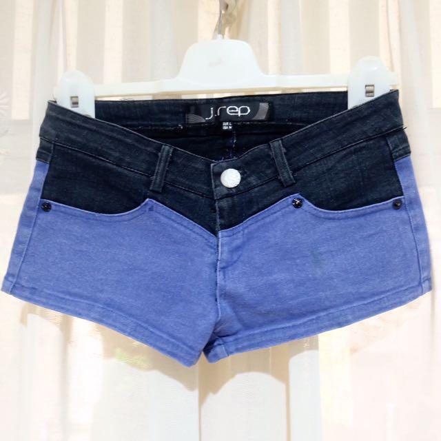 Jeans Republic Hotpants Jeans