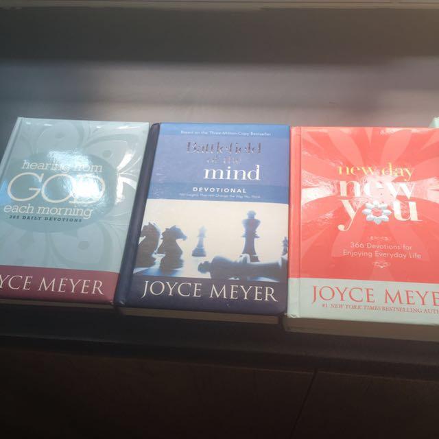 Joyce Meyer Bundle