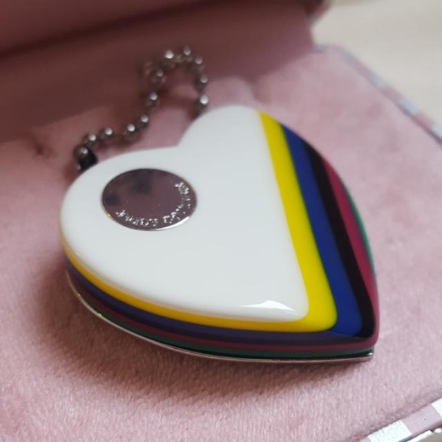 Juicy Couture Heart Keychain