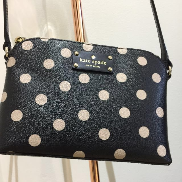 Kate Spade Leather Crossbody
