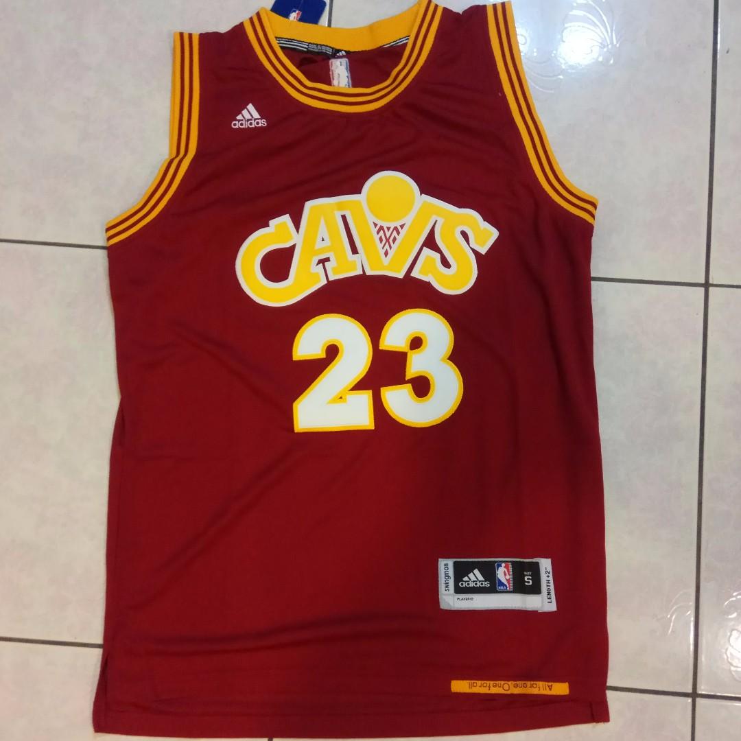 LBJ NBA Jersey Adidas Brand New Basketball 球衣