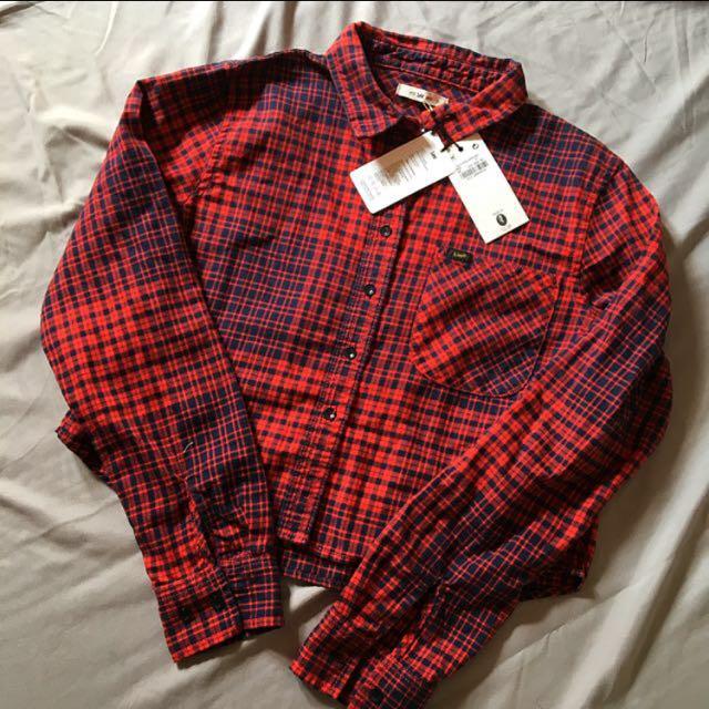 Lee Crop Shirt