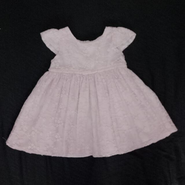 little girl's lace dress