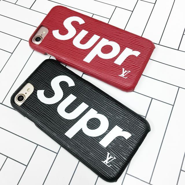 LVSupreme PU epi leather hard case