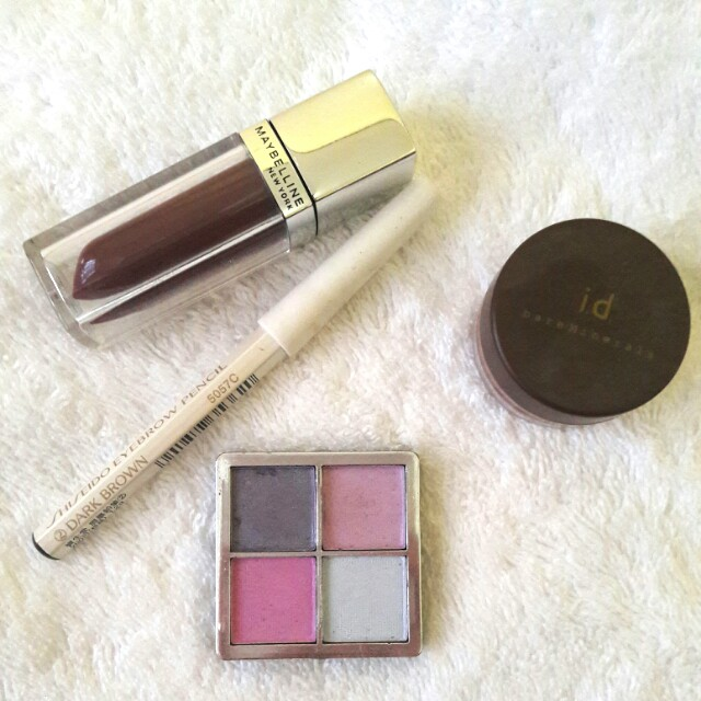 REPRICED Make up set PACKAGE 01