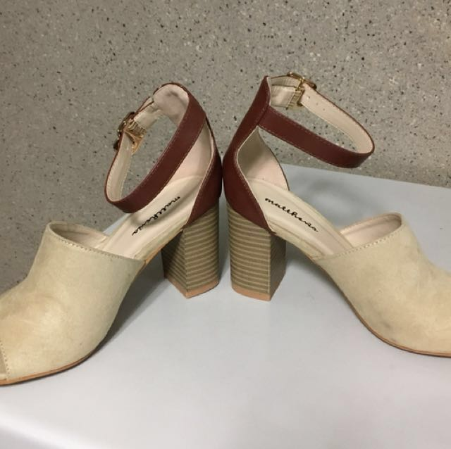 Matthews pre loved shoes