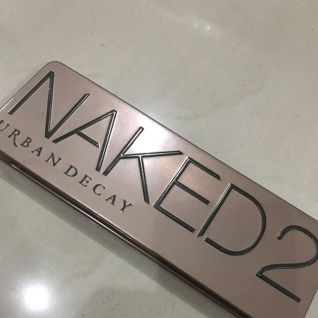 Naked 2 Palette Authentic