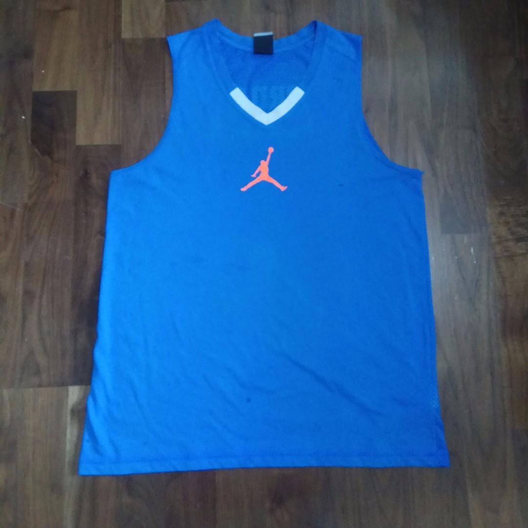 NIKE AIR Jordan Jersey Used 球衣