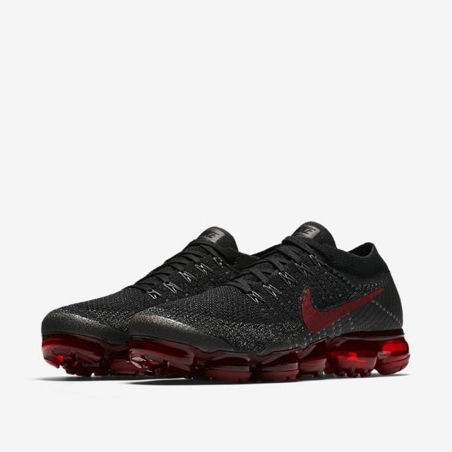 2694816d1cb2 Nike Air Vapormax Flyknit Dark Team Red