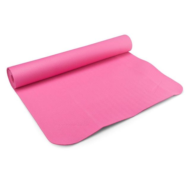 84045864567a Nike Fundamental Yoga Mat (3mm) (Vivid Pink)