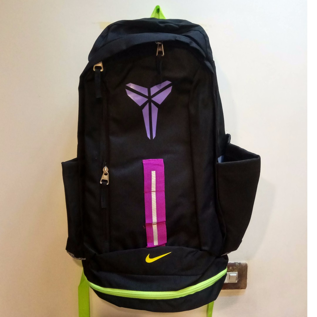 NIKE Kobe Backpack Basketball Travel 背包