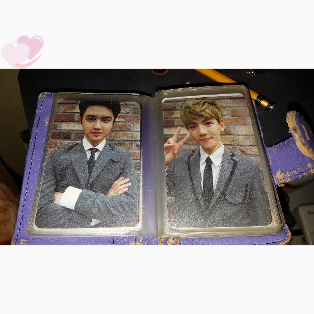 [OFFICIAL] EXO Kyungsoo GROWL photocard