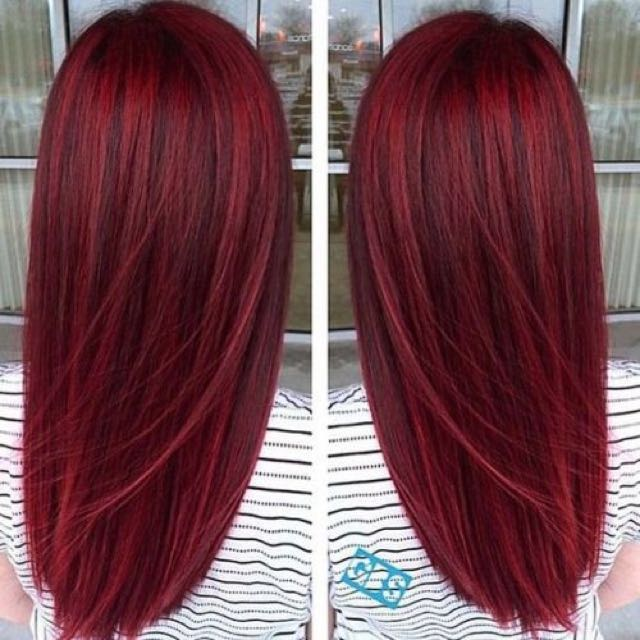 Organic Red Hair Color