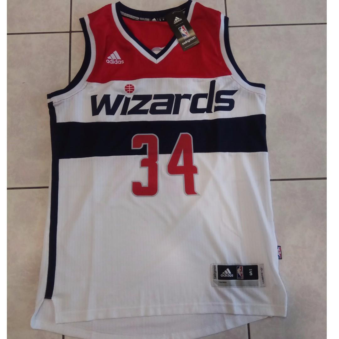 Paul Pierce NBA Jersey Adidas Brand New Basketball 球衣