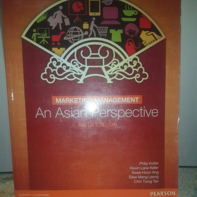 Pearson Marketing Management: An Asian Perspective