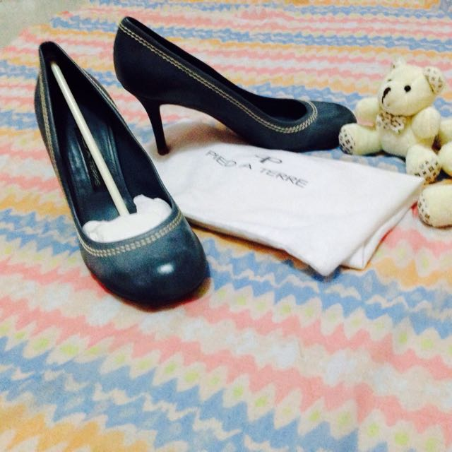 Pied A Terre Office Shoes