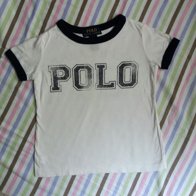 Polo By Ralph Lauren Shirt 2T