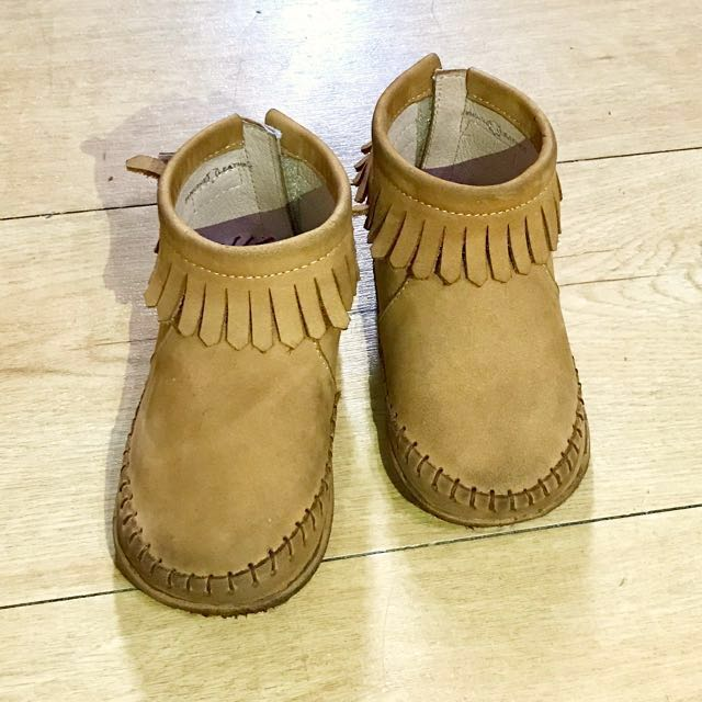 Preloved Booties For Baby Girl