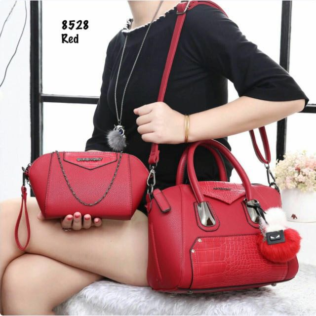 ea6bf81d2b PREMIUM  2 in 1 Givenchy Antigona Alligator Handbag (FREE POSTAGE ...