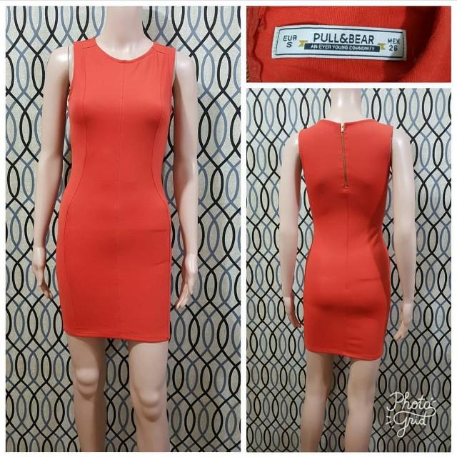 Pull & Bear Bodycon Dress