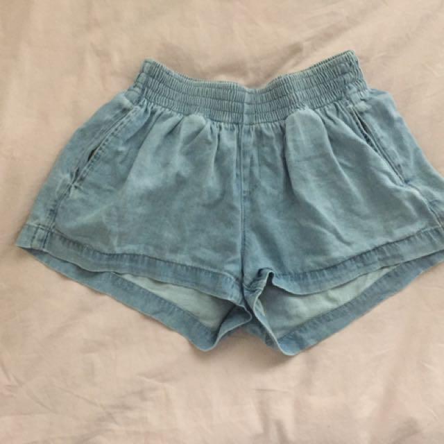 Rag&Bone Denim Shorts Size XXS